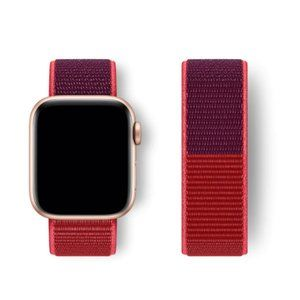 NEW BAND RED Purple Strap Loop For Apple Watch